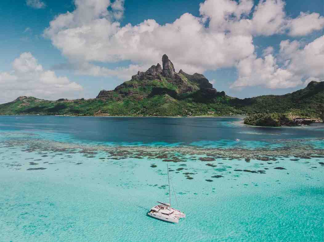 Why is everyone suddenly traveling to Tahiti?