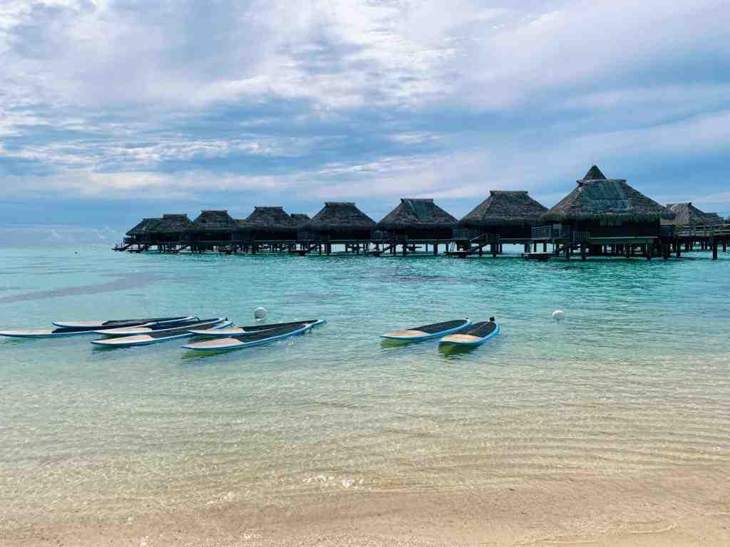 How much should I budget for Bora Bora?