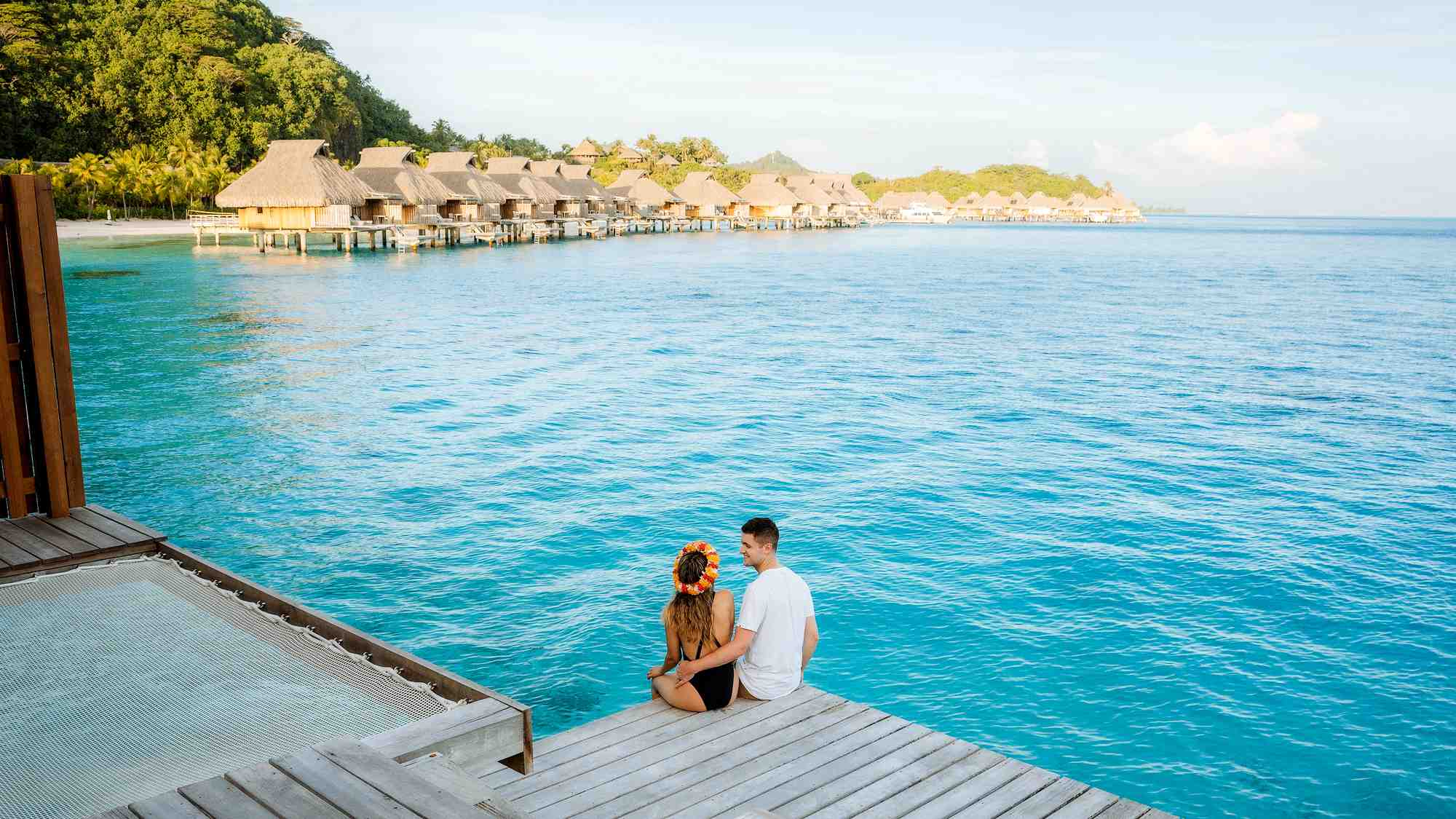 How much does an average trip to Bora Bora cost?