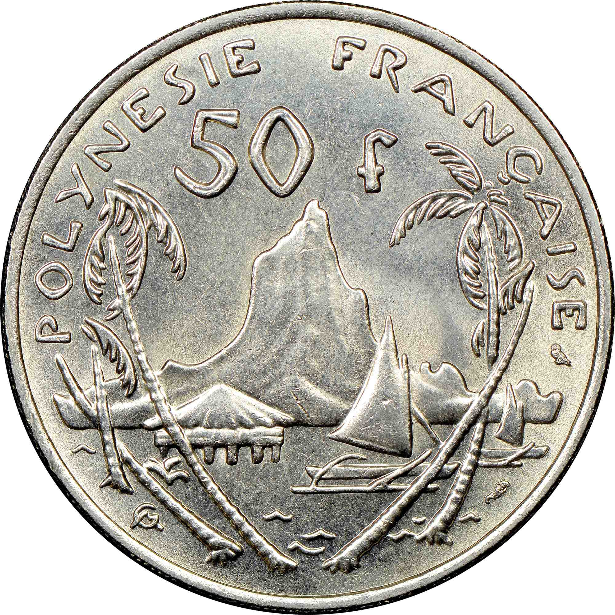 What is the Tahitian currency?