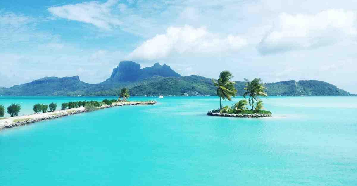 Does Bora Bora have winter?