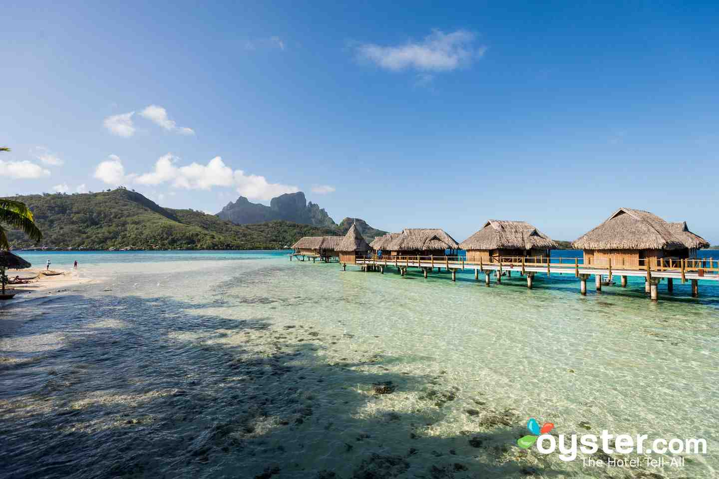 How much is an average trip to Bora Bora?