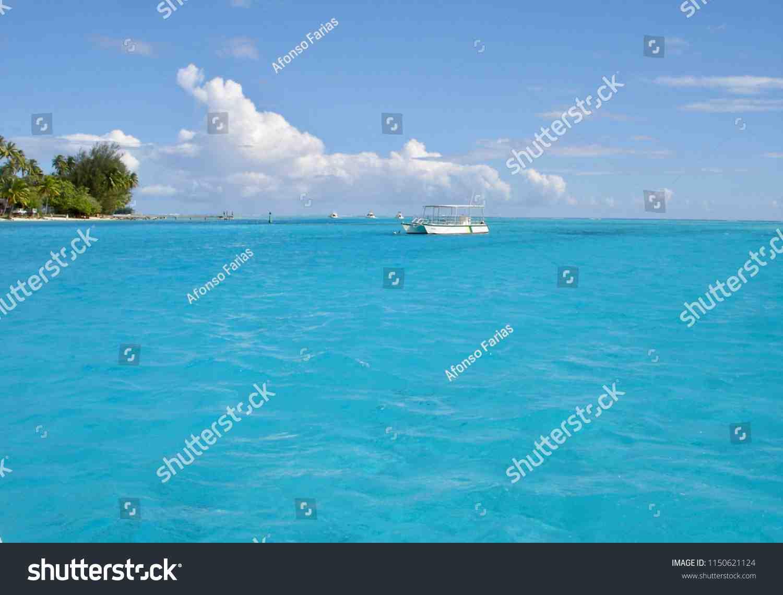 Where is Tahiti and Bora Bora?